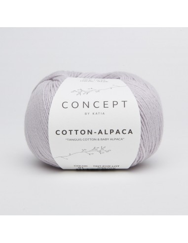 Cotton Alpaca  de Katia
