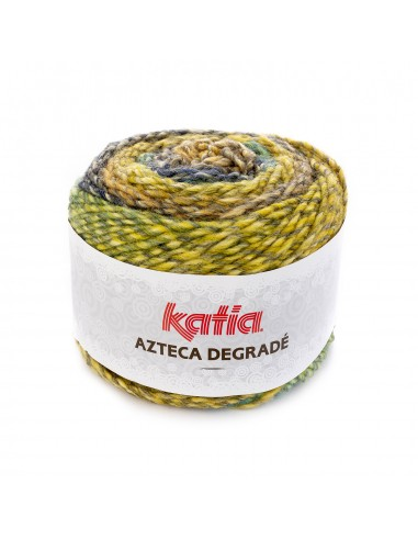 Azteca Degrade de Katia