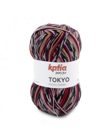 Tokyo socks de Katia