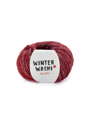 Winter Washi de Katia